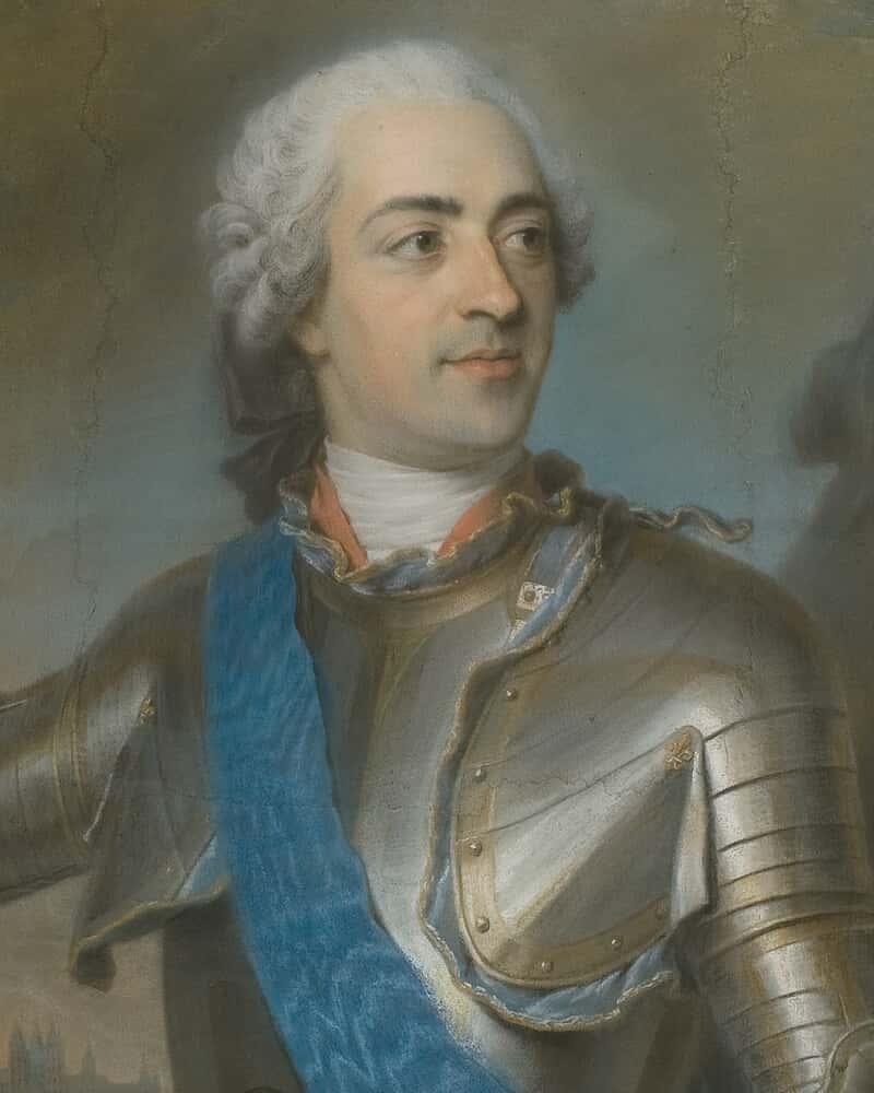"""Résultat de recherche d'images pour """"Louis XV par Maurice Quentin de La Tour"""""""